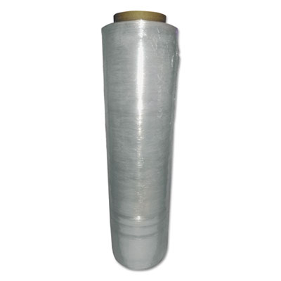 Heavy pallet film wrap, 18 in x 1500ft, 4 rolls/carton, sold as 1 carton, 4 each per carton