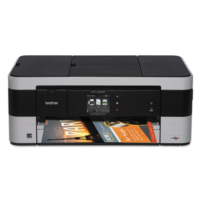 Mfc-j4420dw multifunction inkjet printer business smart, copy/fax/print/scan, sold as 1 each