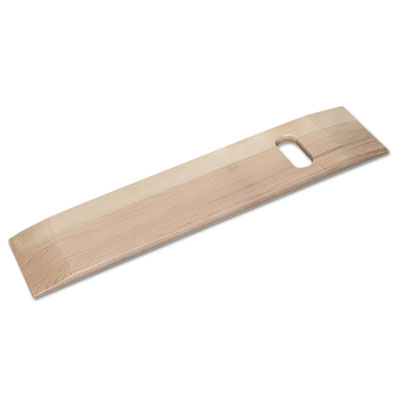Deluxe wood transfer boards with cut-outs, 2-cut out, 30 x 8, 440 lb capacity, sold as 1 each