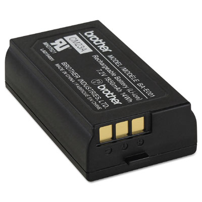 Rechargeable li-ion battery pack, sold as 1 each