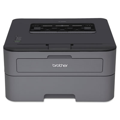 Hl-l2300d compact laser printer with duplex printing, sold as 1 each