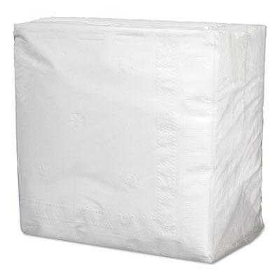 Cascades elite dinner napkins, 3-ply, 16 3/4 x 14 3/4, white, 100/pk, 2000/crtn, sold as 1 carton, 20 package per carton
