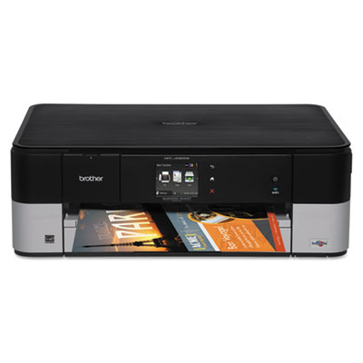 Mfc-j4320dw multifunction inkjet printer, copy/fax/print/scan, sold as 1 each
