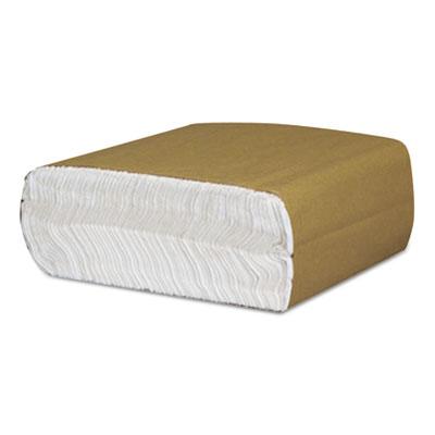 North river dinner napkins, 1-ply, 3 3/4 x 8 1/2, white, 250/pk, 5000/carton, sold as 1 carton, 20 package per carton