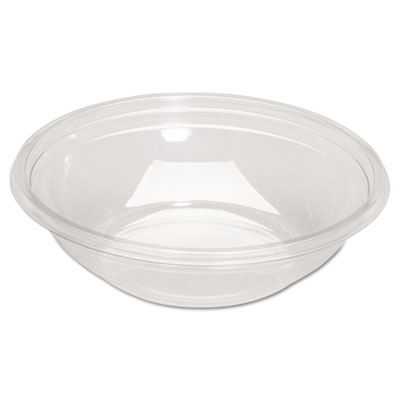 Crystalline serving bowls, clear, 32 oz, 200/carton, sold as 1 carton, 200 each per carton