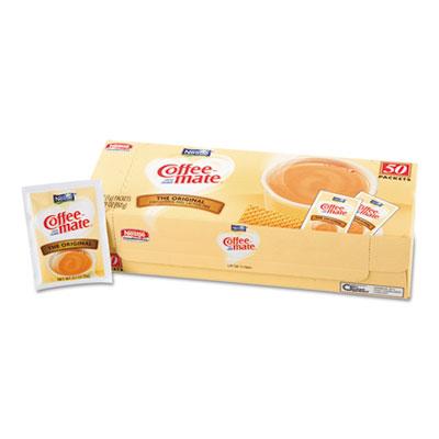Non-dairy powdered creamer, original, 3 g packet, 50/box, 20 box/carton, sold as 1 carton, 1000 each per carton