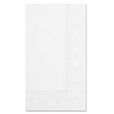 Dinner napkins, 2-ply, 15 x 17, white, 1000/carton, sold as 1 carton, 1000 each per carton