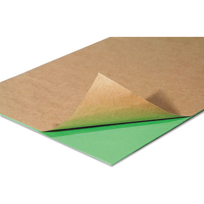 Wonderfoam peel & stick sheets, assorted colors, 9 x 12, sold as 1 each