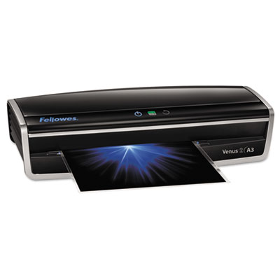 "Venus 2 125 laminator, 12"" wide x 10mil max thickness, sold as 1 each"