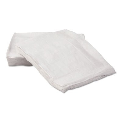 Mor-soft jr dispenser napkins, white, 6 1/2 x 5, 250/pack, 24 pack/carton, sold as 1 carton, 24 each per carton