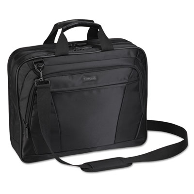 "Citylite laptop case 16"", 13-1/4 x 3-1/2 x 16-1/2, black, sold as 1 each"