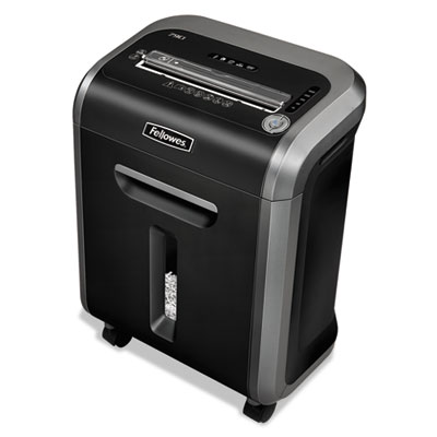 Powershred 79ci 100% jam proof medium-duty cross-cut shredder, 16 sheet capacity, sold as 1 each