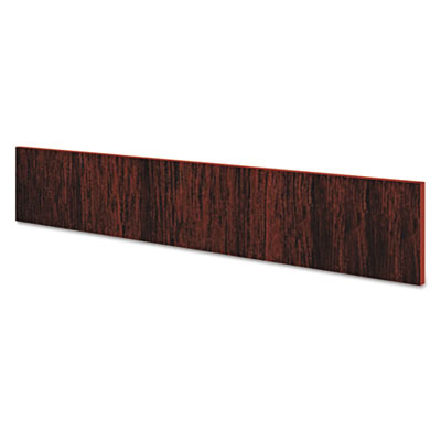 Preside conference table panel base support rail, 32 3/8 x 5, mahogany, sold as 1 each