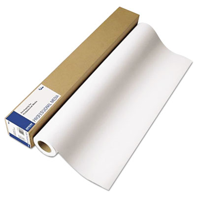 Professional media metallic photo paper glossy, white, 13 x 19, 50 sheets/pack, sold as 1 roll