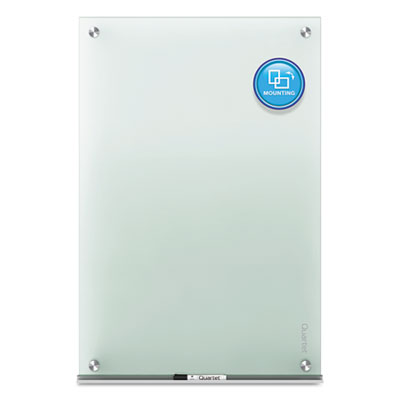 Infinity glass marker board, frosted, 72 x 48, sold as 1 each