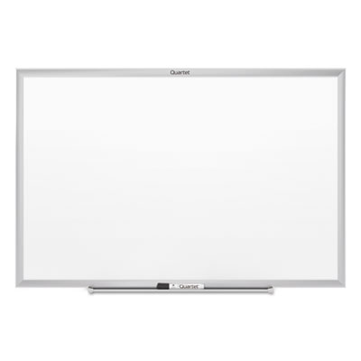 Classic magnetic whiteboard, 96 x 48, silver aluminum frame, sold as 1 each