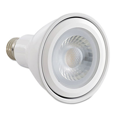 Led par30 wet rated energy star bulb, 800 lm, 10 w, 120 v, sold as 1 each