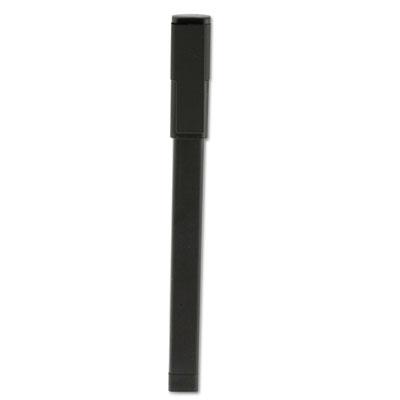 Roller pen, 0.5mm, fine point, black ink, sold as 1 each