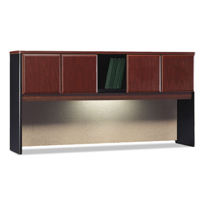 Series a collection 72w hutch, hansen cherry, sold as 1 each