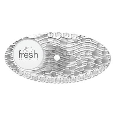 Curve air freshener, mango, clear, 10/box, sold as 1 box, 10 each per box