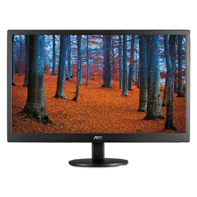 Tft active matrix led monitor, 19, sold as 1 each