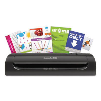 """Fusion 1100l laminator, 9"""" wide, 5mil maximum document thickness, sold as 1 each"""