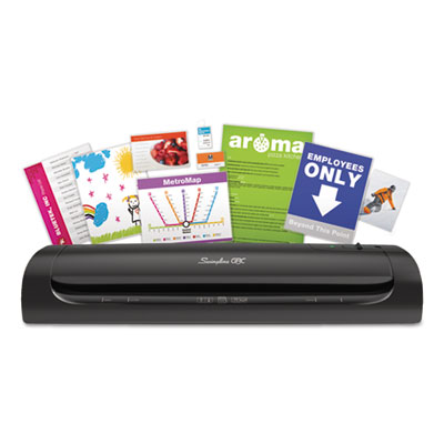 """Fusion 1000l laminator, 3mil to 12""""w; 5mil 4"""" x 6, sold as 1 each"""
