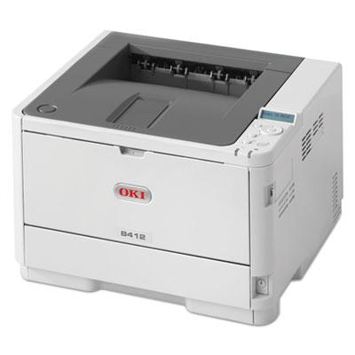 B412dn monochrome laser printer, sold as 1 each