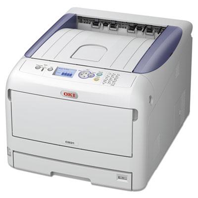 C831dn digital color printer, sold as 1 each