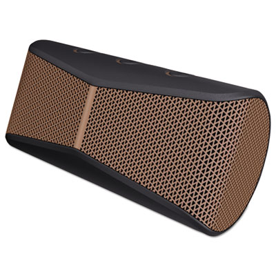X300 mobile wireless stereo speaker, black, sold as 1 each
