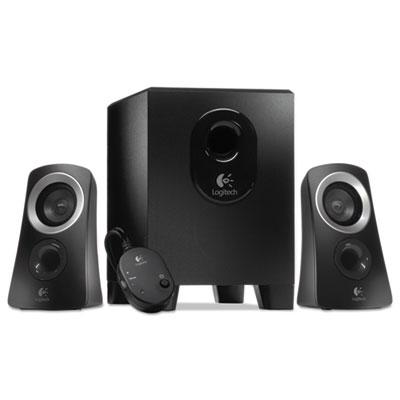 Z313 speaker system, black, sold as 1 each