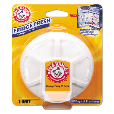 Fridge fresh baking soda, unscented, 8/carton, sold as 1 carton, 8 each per carton