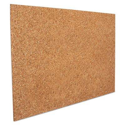 Cork foam board, 20 x 30, cork with white core, sold as 1 carton, 10 each per carton