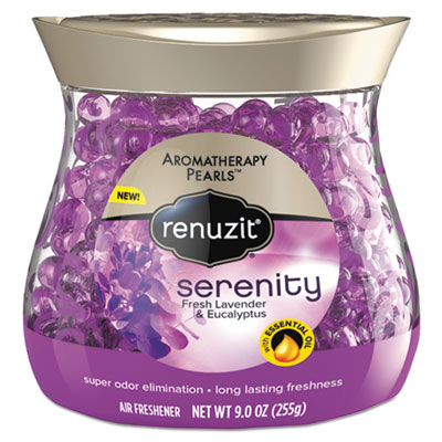 Pearl scents odor neutralizer, aromatherapy serenity, 9 oz jar, 8/carton, sold as 1 carton, 8 each per carton