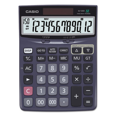 Dj120d calculator, sold as 1 each
