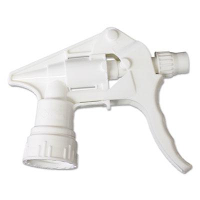 """Trigger sprayer 250 f/24 oz bottles, white, 8""""tube, 24/carton, sold as 1 carton, 24 each per carton"""