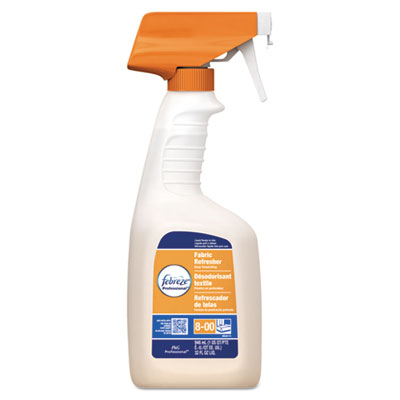 Professional fabric refresher deep penetrating, fresh clean, 32oz spray, sold as 1 each