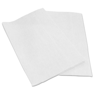 Foodservice wipers, white, 13 x 21, 150/carton, sold as 1 carton, 150 each per carton