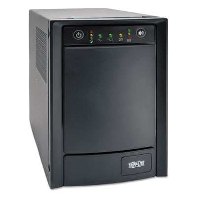 Smart1500 smartpro tower 1500va ups 120v with usb, db9, 8 outlet, sold as 1 each