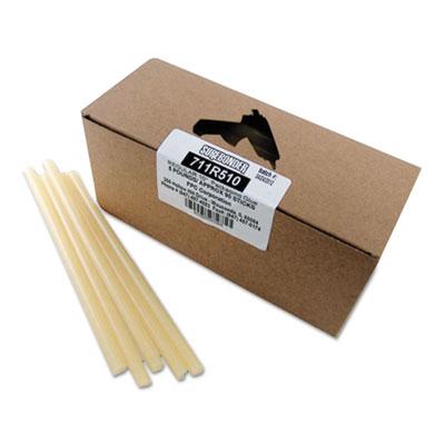 """Packaging glue sticks, 5 lb box, 10"""", amber, 90/box, sold as 1 box, 90 each per box"""