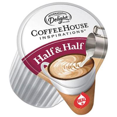 Coffee house inspirations half & half, .375oz, 384/carton, sold as 1 carton, 384 each per carton