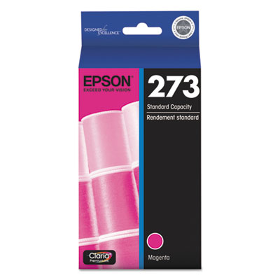 T273320 (273) claria ink, magenta, sold as 1 each