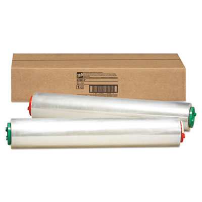 Refill rolls for heat-free laminating machines, 250 ft., sold as 1 each