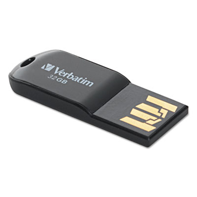 Store 'n' go micro usb 2.0 drive, 32gb, black, sold as 1 each