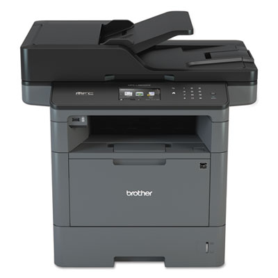 Mfc-l5800dw business monochrome all-in-one laser printer, copy/fax/print/scan, sold as 1 each
