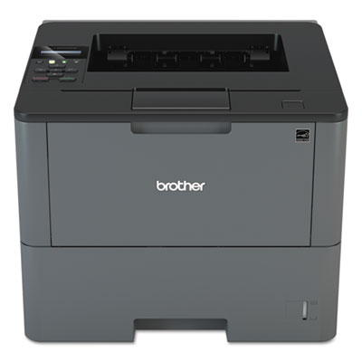 Hl-l6200dw business monochrome wireless laser printer, automatic duplex printing, sold as 1 each