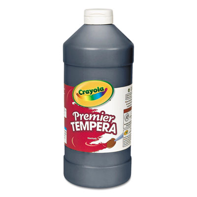 Premier tempera paint, violet, 16 oz, sold as 1 each
