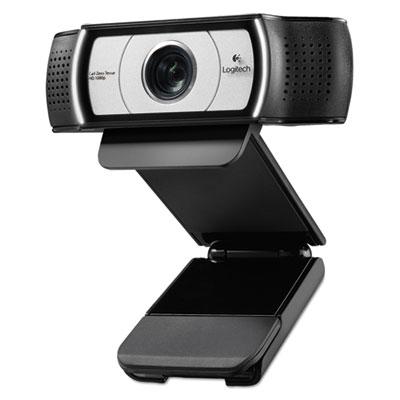 C930e hd webcam, 1080p, black, sold as 1 each