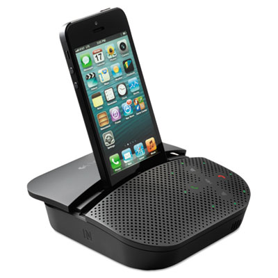 P710e mobile speakerphone, black, sold as 1 each