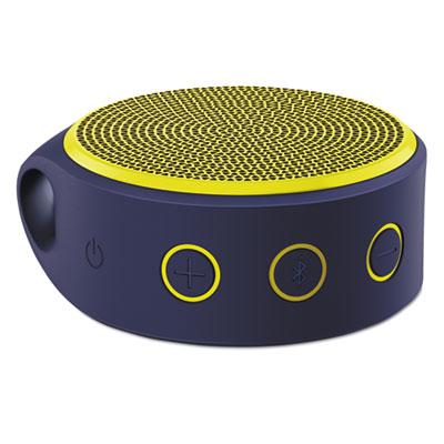 X100 mobile wireless speaker, yellow, sold as 1 each